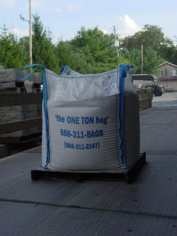 bf717c7c9c One Ton Bulk Bag (Pallet of 50) 34. Additional Images to View. Images OTB  Pic 12 - Bag on a Scale.jpg ...