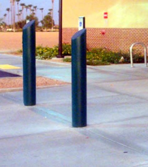 6 skyline decorative bollard cover 58 tall - Decorative and safety bollards for your home ...