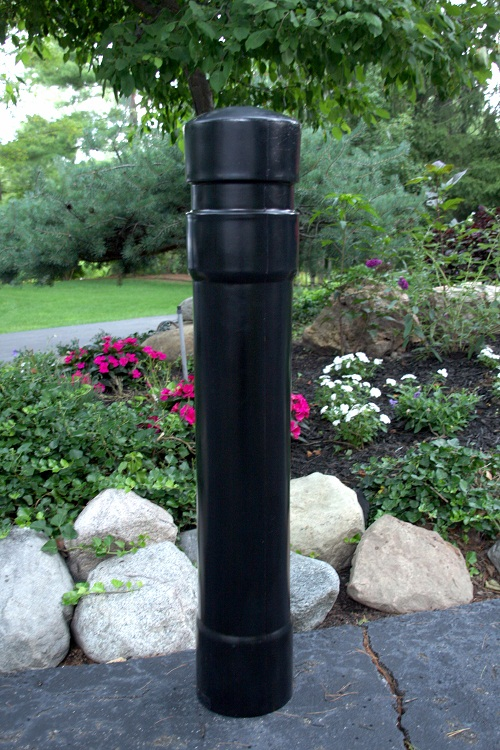 Architectural decorative bollard covers for sale - Decorative and safety bollards for your home ...