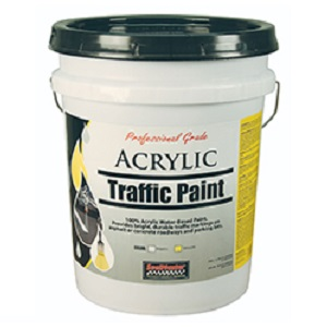 SealMaster® Acrylic Traffic Paint - White
