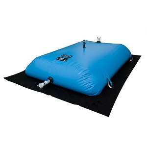 AIRE Potable Water Bladder - Blue