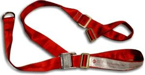 Laddermate - Red Top Strap