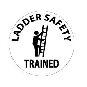 Ladder Safety Trained 2