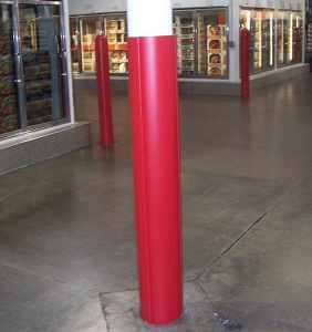 Column Wraps And Column Protectors On Sale