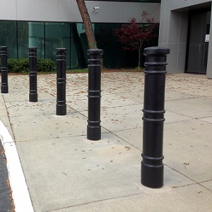 Pedestrian Protection Bollards