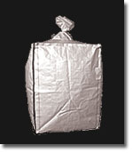 FIBC Bulk Bag - White 3,000 LB.