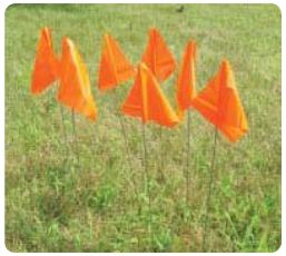Marking Flags  ( 1000 Per Box ) 4
