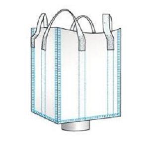 b3956384c0 Open Top - Funnel Bottom One Ton Bag - 50 Bags