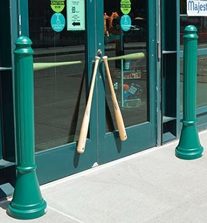 Bollard covers 4 paramount decorative bollard cover - Decorative and safety bollards for your home ...