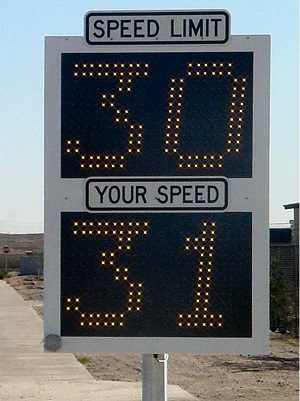 Radar Speed Signs, Speed Trailers, Solar Speed Signs for Sale