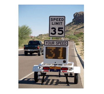 Radar Speed Signs Speed Trailers Solar Speed Signs For Sale