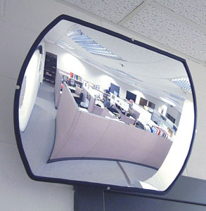 Security Mirrors Amp Industrial Mirrors Convex Dome Amp Concave