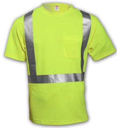 High visibility shirt class 2 high visibility shirts for High visibility safety t shirts