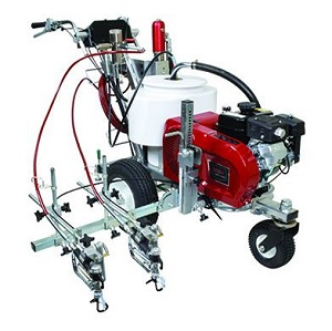 Titan PowrLiner™ 4955 Pavement Marking Machine Two Gun