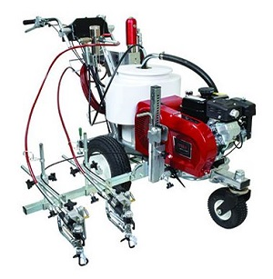 Titan PowrLiner™ 8955 Pavement Marking Machine Two Gun