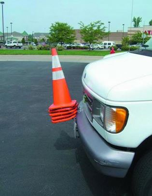 Traffic Cone Holder Truck Cone Holders 18 Quot Amp 28