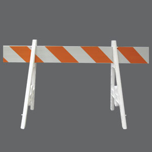 Image result for road barricade