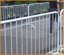 Crowdstopper Metal Barricade