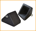 Heavy Duty Wheel Chocks