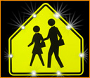 Solar School Zone Signs