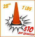 traffic cone sale - 28