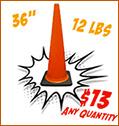 traffic cone sale - 36