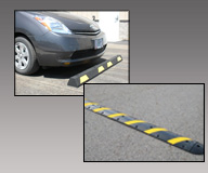 Parking Curbs, Speed Bumps and Traffic Safety Equipment