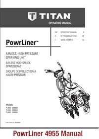 Total Powrliner 4955 Manual