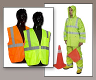 Safety Vests and Apparel