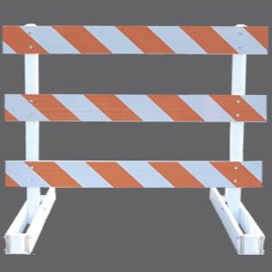 Type III Barricades