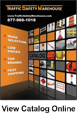 Traffic Safety Warehouse Catalog - A Wholesale Traffic Safety Store